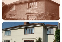 Then and now - 80 years of change / Photos taken by C B Jones of Blagdon in the 1920s retaken 80 or so years on. Titles are those used by him.