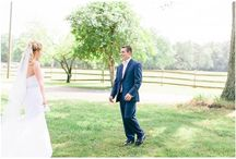 First Looks / First look tips and tricks from Shalese Danielle Photography, a wedding and engagement photographer based in Richmond, VA.