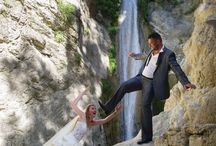 """Pretty wedding day in Lefkas Greece / And then my soul saw you and it kind of went,""""Oh, there you are. I've been looking for you."""""""