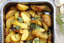Ovnsbakt poteter