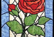 Stained glass Quilting