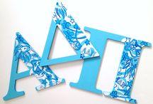 Alpha Delta Pi ◇ ΑΔΠ