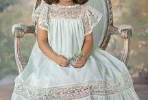 Lace dress - girls