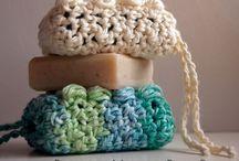 Crochet & Knit Washcloths