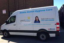 Dental Hygiene Care / Dental care