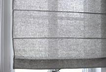 Fenêtre / Store vs rideau