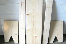 lavorare con il legno