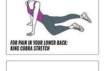 Stretching u should do