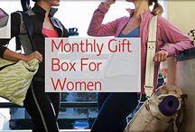 gift box women
