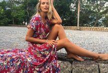 Yasmin Brunet style