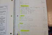Math Journals: 4th grade