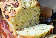 Quick Breads and Soda Breads / Breads made with baking powder or baking soda