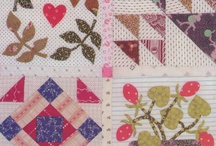 Patchwork and quilting / by Mary Lane