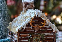 Gingerbread Pinspiration / by elizabethfitzsimmons