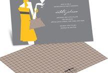 I for Invite / by Monica Azevedo