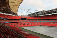 Wembley - zwiedzanie stadionu