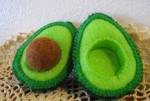 felt foods - avocado