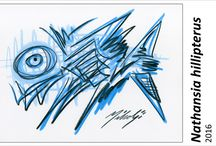 Blue Fish Inspirational Tribute series