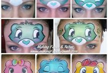 Face painting / by Melissa Hyde