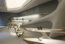 ARCHITECTURE & INDOOR SPACE DESIGN