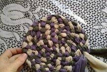 No sew rug