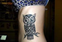 Tattoos / by Michelle Boucher