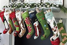 And the stockings were hung... / by Angie Whitney