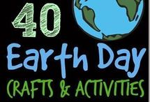 Earth Day School Activities and Crafts