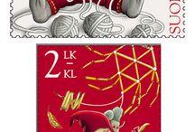 Finland Finlandiya stamp