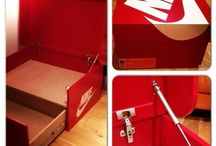 Giant Shoes Box Indonesia