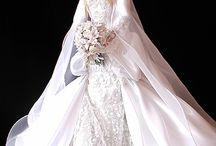 Dolls: Bridal Gown