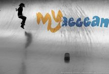 Wallpapers MyAegean ❤ / Spread your ❤ with hand-crafted Wallpapers from the community!