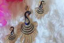 Jewellery collection / It's my new Indian jewelry collection for my latest exhibition in Auckland