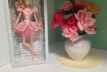 my Barbie Collection.