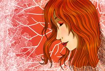 My Art / http://scarlet118.deviantart.com/