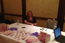 Stamford Author Event / First book signing