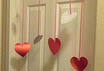 Valentines & Shamrocks / by Sarah Wilks