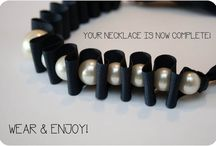 Jazz it up / Inspirational ideas for creating beautiful jewelry.  / by Jessica Antonen