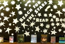 Library Displays / by Sue Harris