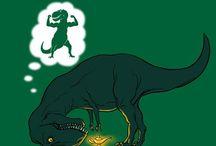 T-Rex <3