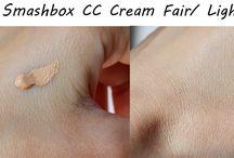 Smashbox CC Cream Camera Ready Swatch