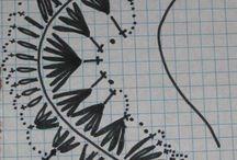 wzory na widełkach
