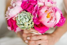 BRIDAL BOUQUETS / The Most Inspiring Bridal Blooms for Bouquets