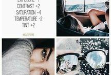 vsco filters♥