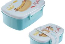 Sausage Dog Themed Lunch boxes