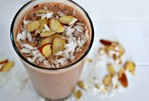 Chocolate Protein Smoothies