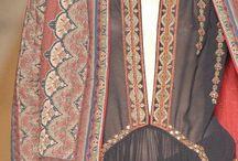 fabric favorites coats scarves / by Katrina Stevenson