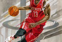 Houston Rockets / by Sean Kitchens