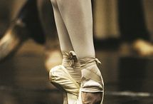 Pointed-Ballet Shoes