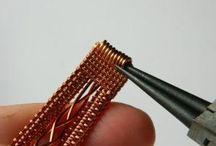 ALL Wire weaving / Tutorials